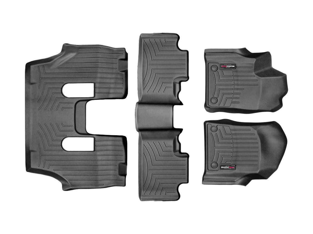 Dodge Durango mats kit